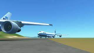 """Crash of the Century"" The Accident of KLM 4805 and Pan-Am 1736 - Infinite Flight 2018"