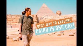 Best way to Explore Cairo in One Day!
