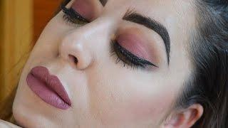 Look con Androgyny Palette | Jeffree Star | Rebeca Glez Makeup