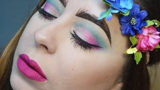 Spring Makeup Look | Rebeca Glez Makeup