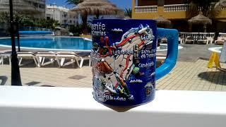Kubek z Teneryfy / A cup from Tenerife