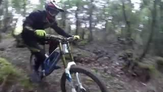 MTB in Tenerife - Downhill 2017