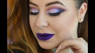 Total Look Morado | Rebeca Glez Makeup