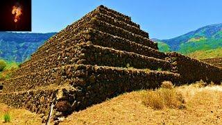 Ancient Pyramids Found In Tenerife?