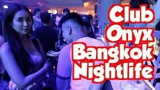 Club Onyx Bangkok --- RCA Giant Club Nightlife Review