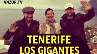 КАНАРЫ: Прогулка по Лос-Гигантес на Тенерифе... LOS-GIGANTES TENERIFE CANARY ISLANDS