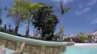 GoPro // POV - Water Slide at Siam Park, Tenerife