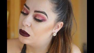 Look intenso para noche | Rebeca Glez Makeup